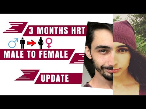 3-months-hrt-mtf-(male-to-female)-transition-update---physical-&-emotional-changes