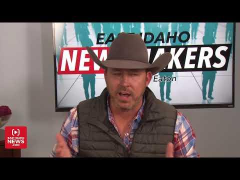 """""""Political Cowboy"""" Chad Prather"""
