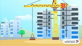 Building Construction: Pad Foundation