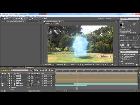 2 Quick/Easy Teleportation After Effects Tutorials