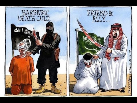 US + Saudi Oil and that thing called Wahhabism