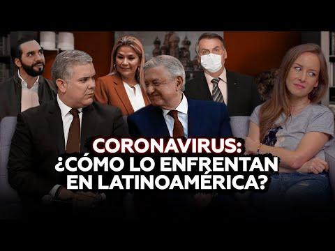 América Latina ante el Covid-19: entre el 'es para ayer' y el 'como vaya viniendo vamos viendo'