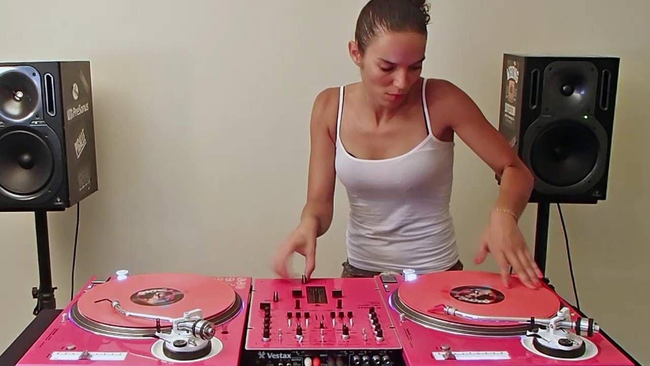 dj lady style la femme dj du moment live mix youtube. Black Bedroom Furniture Sets. Home Design Ideas