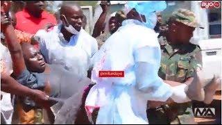 BREAKING: Tazama  Fundi Mkuu wa MV. Nyerere ameokolewa akiwa HAI