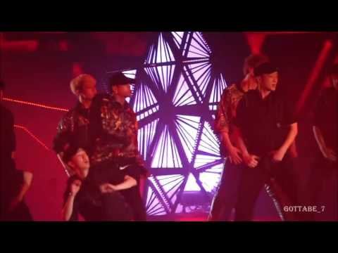 160611 GOT7 Fly in Bangkok - I love it + WOLO(We Only Live Once) - Yugyeom Mp3