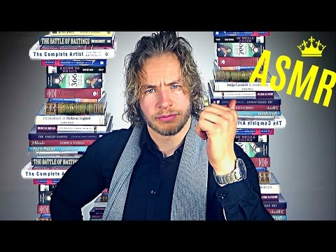 ★ Rude English Gentleman | Private Library ★ - ASMR