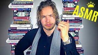 ★ Rude English Gentleman | Private Library ★ - ASMR