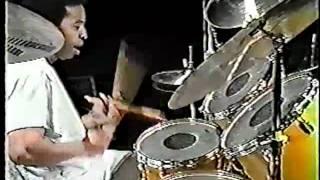 Tony Williams Drum Clinic 1985 pt.1/3
