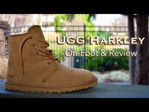 UGGs For Men | Harkley | On-Foot & Review