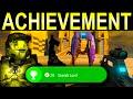 Halo 2 Anniversary SCARAB GUN Scarab Lord Achievement Guide (Soccer Ball)