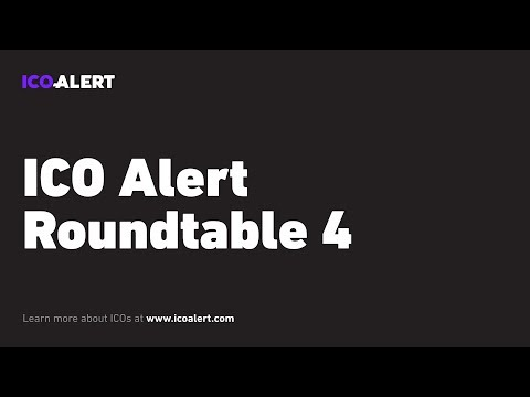 ICO Alert Podcast #32:  Round Table 4 (Rob, Peter, Kyle, Zach Q, Joe A)
