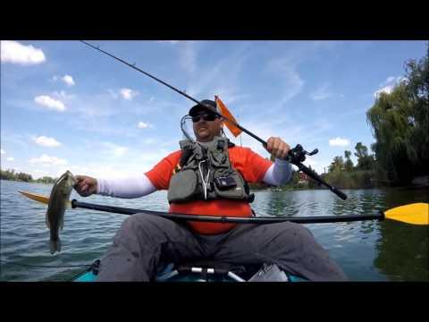 I. Kajakos Baráti Horgásztalálkozó HD - The First Kayakfishing Event in Hungary