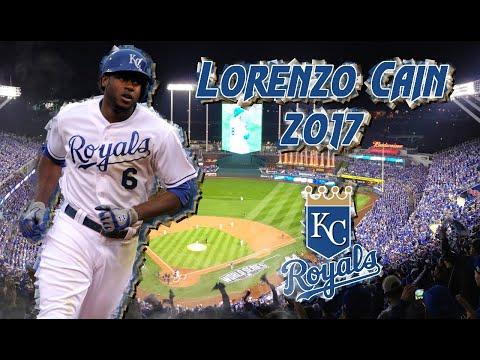 Lorenzo Cain 2017 Highlights