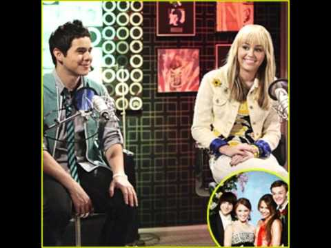 Hannah Montana Ft David Archuleta - I Wanna Know You -
