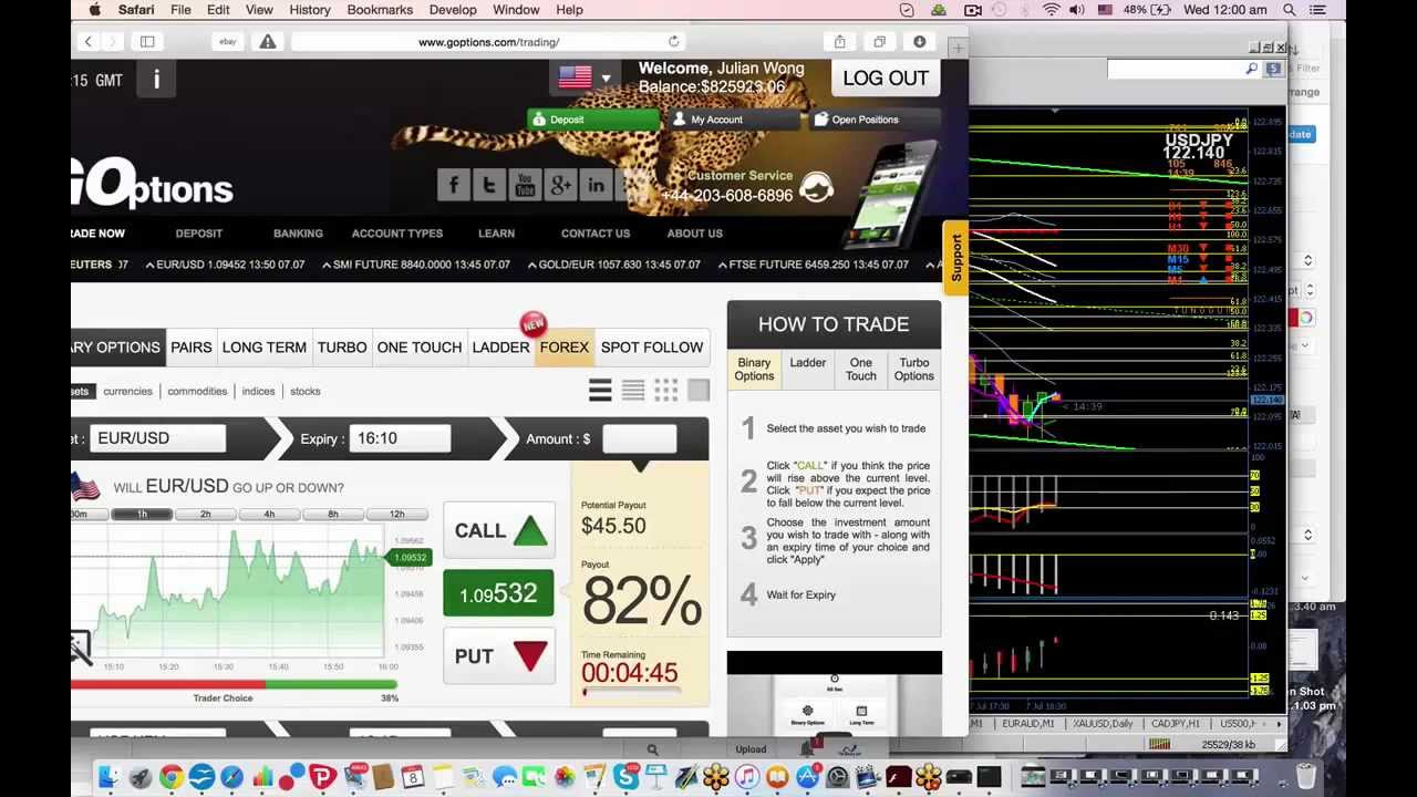 What is a standard lot in forex trading