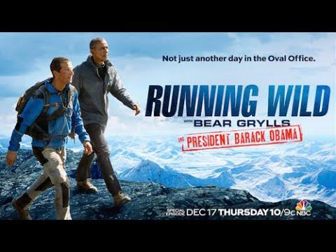Download Running Wild Season 2 Episode 9| President Obama with Bear Grylls.