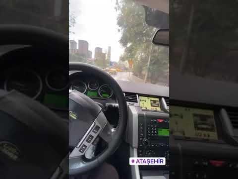 Land Rover | Yağmurlu hava story | Nurettin Rençber-Aşk sana benzer
