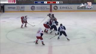 Нижегородская «Чайка» обыграла «Локо» из Ярославля на своем льду