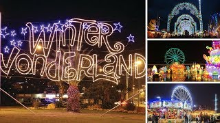 Winter Wonderland  A family day out