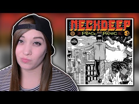 THE PEACE & THE PANIC - NECK DEEP | ALBUM REVIEW