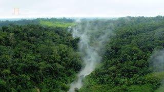 Odwiedziliśmy wrzącą rzekę w sercu Amazonii! [Sprawa dla explorera]