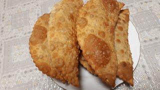 Вкусный рецепт Чебуреков