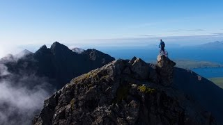 "Inaccessible Pinnacle: Danny Macaskill Making ""The Ridge"""
