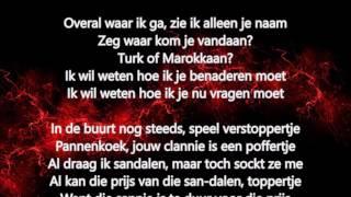 F1rstman & DJ Youss-F ft Boef - Overal (lyrics)