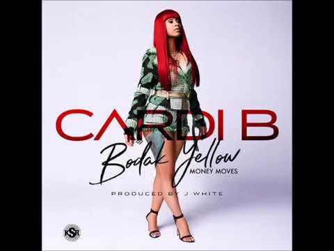 Bodak Yellow [Clean] - Cardi B