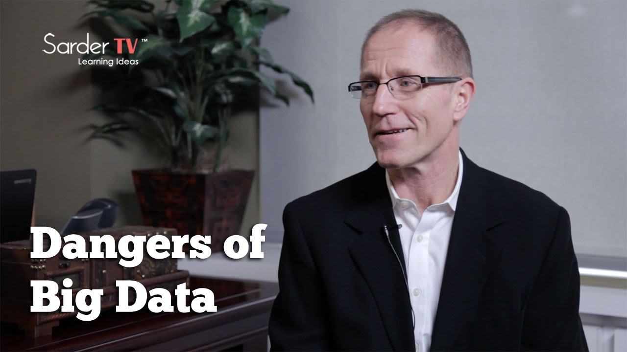 What are the dangers of Big Data? by Steve Lohr, Author of Data-ism