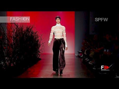 RATIER Sao Paulo Fashion Week N°43 - Fashion Channel - 동영상