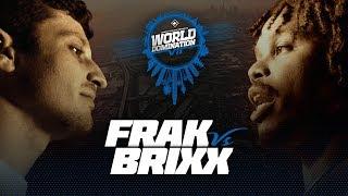 KOTD - Frak vs Brixx Belvy | #WD7