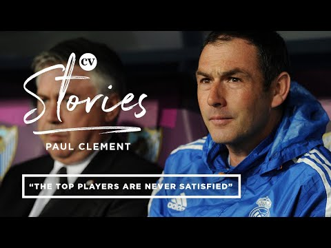 Paul Clement on working with the best footballers in the world
