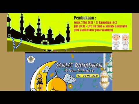Pembukaan Sanlat SD U0026 SMP Islam Al Mustarih