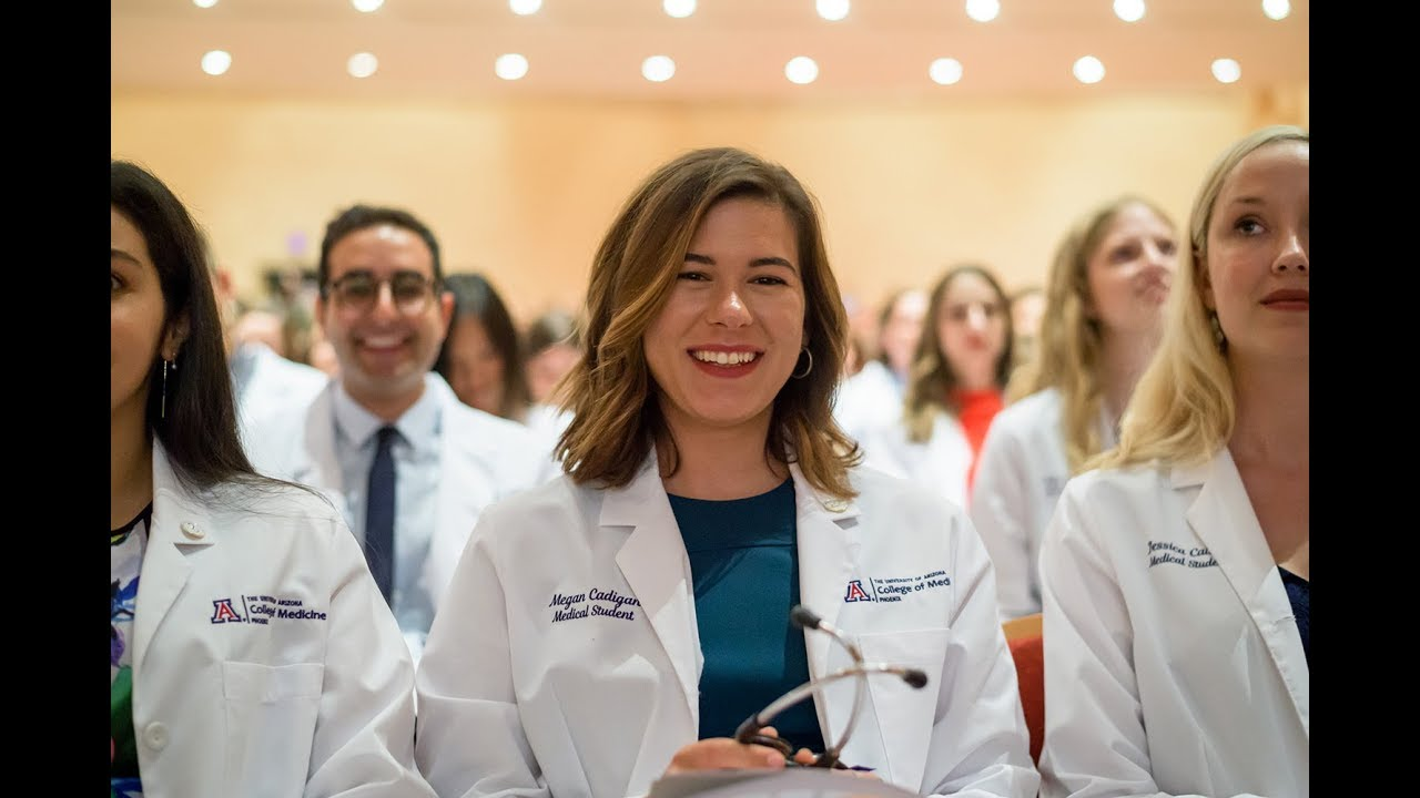 81 New Medical Students Welcomed at White Coat Ceremony