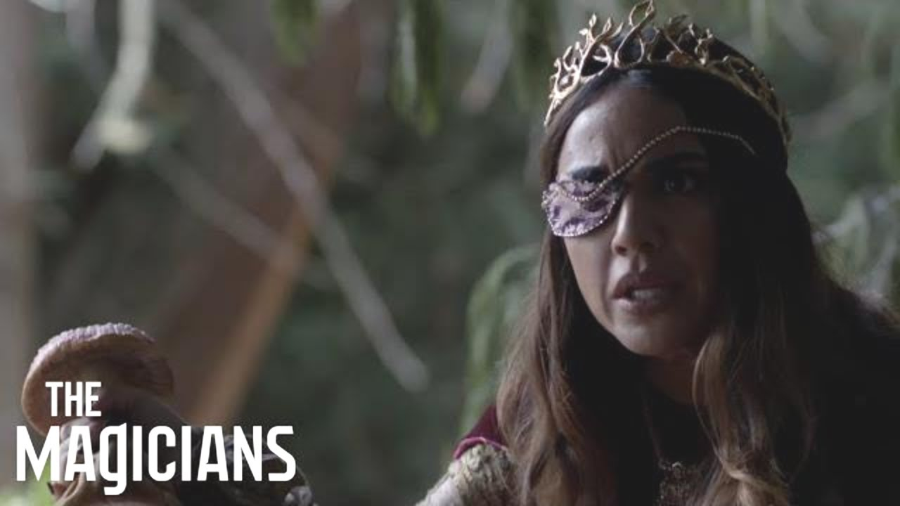 Download THE MAGICIANS | Season 3, Episode 6: Inside The Magicians | SYFY