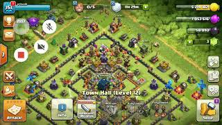 NEW TH12 Attack And Defense