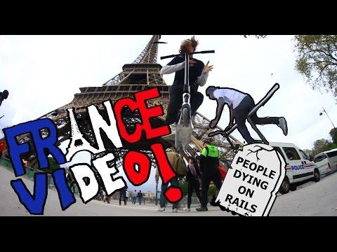 Dylan Morrison x France + Paris street jam banger spot!
