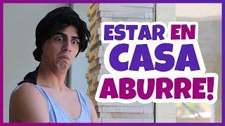 Daniel El Travieso - Estar En Casa Aburre.