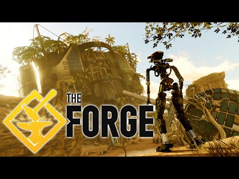 The Forge -- Free Cross Platform Open Source Game Framework