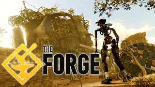 The Forge    Free Cross Platform Open Source Game Framework