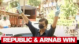 Massive Victory For Arnab & Team Republic: Bombay HC Suspends FIRs Against Arnab Goswami