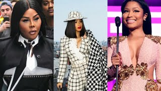 Nicki Minaj shades TI Lil Kim says she passed the torch to Cardi B and gets shamed in public
