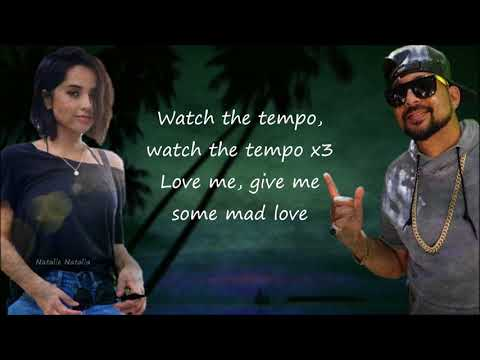 Sean Paul, David Guetta - Mad Love ft. Becky G (lyrics)