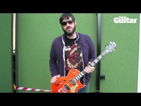 Me And My Guitar: Converge's Kurt Ballou and his Framus AK-1974