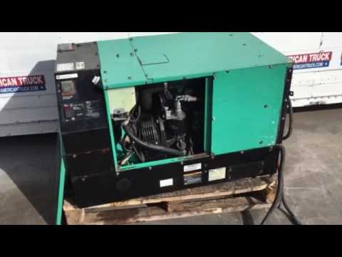 Cummins Onan Quiet Series Diesel Commercial Generator