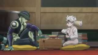 Hunter X Hunter - Meruem and Komugi's Game [English Fandub]