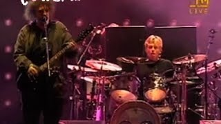 The Cure en vivo MTV Live In Rome