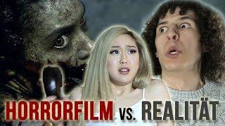 Horror-Film vs. Realität
