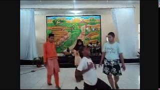Kolaborasi Puisi Bulan Bahasa SMAN Plus Riau Generasi 11 feat elvia